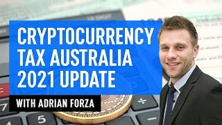 Cryptocurrency Tax Australia 2021 Update