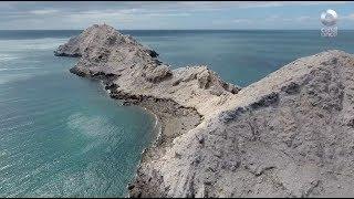 Detrás de un click - Isla Tiburón: Sonora