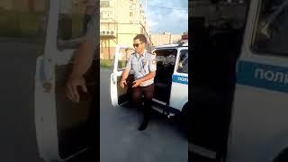 Темиртау сбили девушку