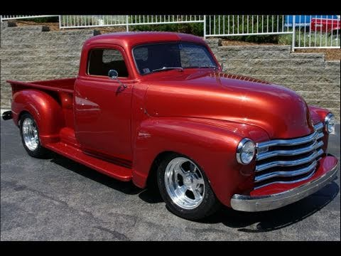 1948 Chevrolet 3100 Street Rod Pick-up