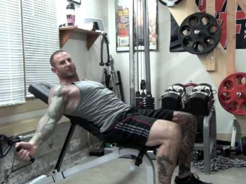 Incline Cable Curl by Jim Stoppani