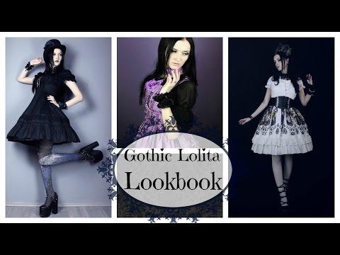 Gothic Lolita LOOKBOOK (Fall 2016)