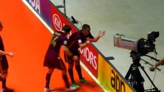 ЧМ-2016. 1/4 финала. Россия - Испания. 6:2