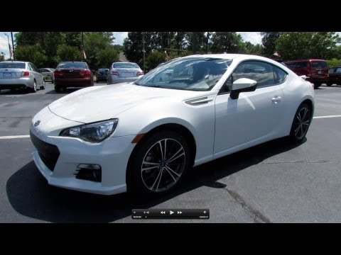 2013 Subaru BRZ Limited Start Up, Exhaust, and In Depth Review