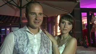 Tamada Bewertung von Tamada Sofiya, DJ M.A.X., Sängerin Ilona und Musiker Oliver von Waldemar und Olga