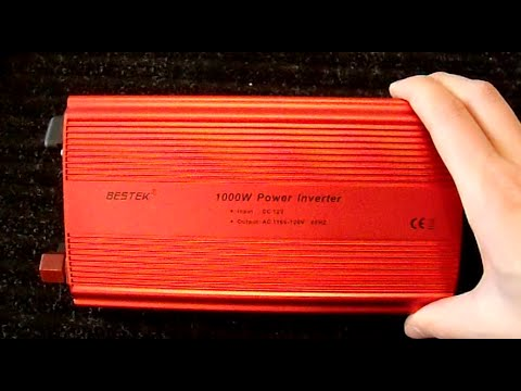 Bestek 1000W Power Inverter Review - part4/4