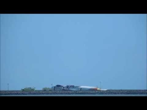 Asiana Flight 214 Aftrmath 7/7/13