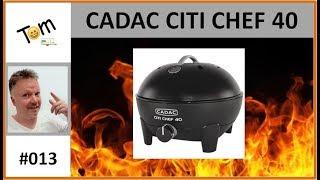 #013 CADAC Citi Chef 40 / Gasgrill / Wohnwagen TOM