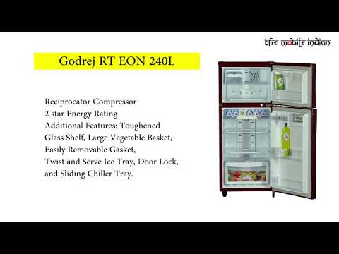 Top 5 Refrigerators in India under Rs 20000, August 2017