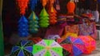 Traditional Attires in Shilparamam