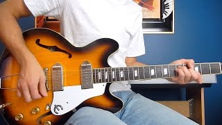 The Beatles   Helter Skelter   White Album 50th Anniversary   Guitar Cover