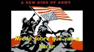 Anti-Flag - Police Story (Subtitulada)