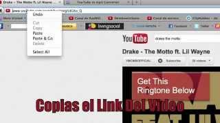 Como  R Musica De Youtube A Tu Computadora  .