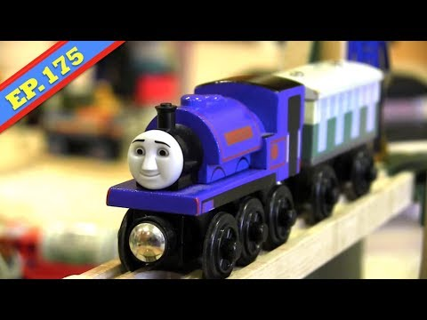 Rheneas and the Risky Rendezvous | Thomas & Friends Wooden Railway Adventures | Episode 175