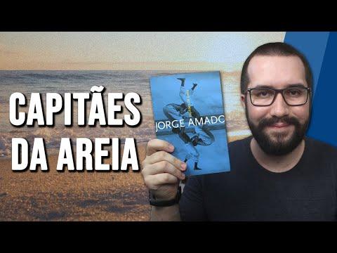 CAPITÃES DA AREIA, de Jorge Amado - Resenha