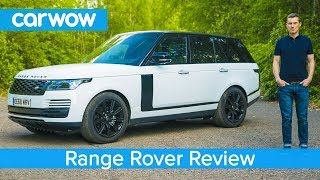 Range Rover SUV 2020 In Depth Review | Carwow Reviews