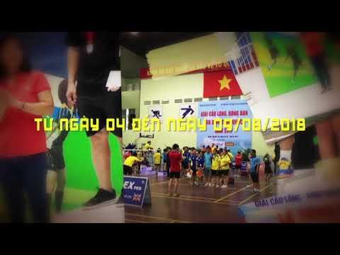Tây Ninh đăng cai Giải bóng bàn, cầu lông gia đình toàn quốc 2018