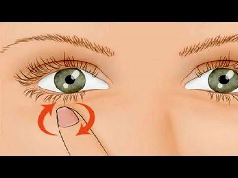 Das Mittel gegen die schwarzen Kreise unter den Augen