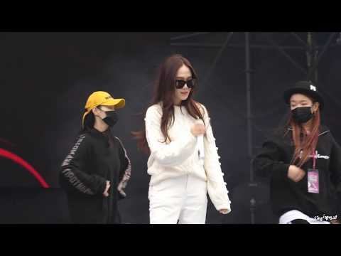 171231 JESSICA (제시카) - FLY @2018桃園跨年晚會彩排 New Year's Eve Rehearsal