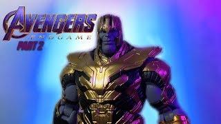 Avengers: Endgame Stop Motion Part 2 (Stop Motion Film Series)