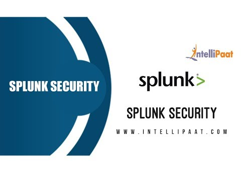 Splunk SIEM Security Training Course Online - Intellipaat