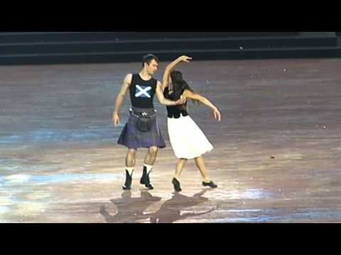 Scottish Ballet XX Commonwealth Games Opening Ceremony