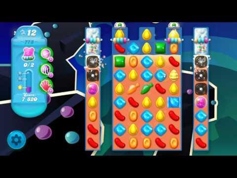 Candy Crush Saga Level 773 No Booster 3* Hard Level - Videos