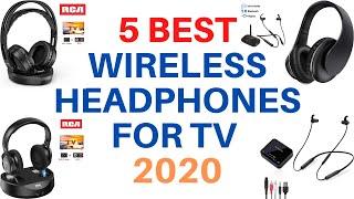5 Best Wireless Headphones For TV 2020
