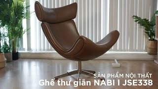 [Decox.vn] Ghế Nabi – JSE338