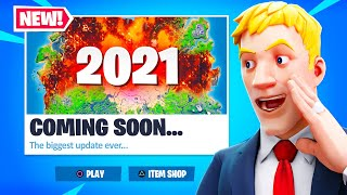 Fortnite is changing *FOREVER*... (BIGGEST UPDATE EVER)