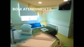 Hospital São Pedro - Acomodações