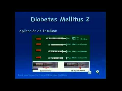Un recordatorio para el paciente con diabetes