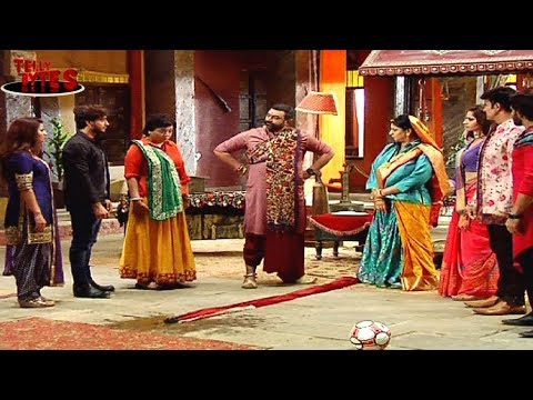 Veer and Rangeela's FACE OFF in Ghulaam