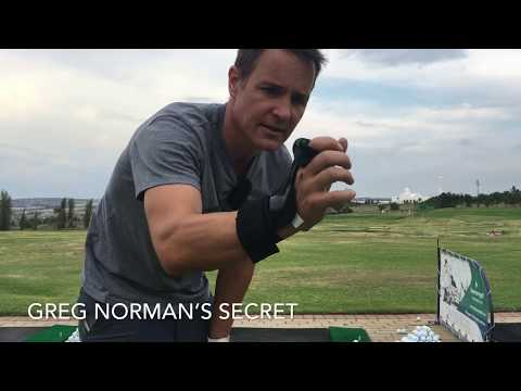 GREG NORMAN'S SECRET