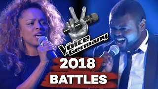 LSD   Genius (John Alexander Garner III Vs. Diana Babalola)| The Voice Of Germany | Battle