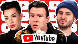 The Painful Truth About Youtube, New James Charles Accusations, Vaccine Passport Ban, & More News