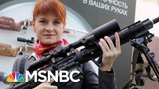 Judge Orders Russian Spy Jailed Ahead Of Trial   Hardball   MSNBC