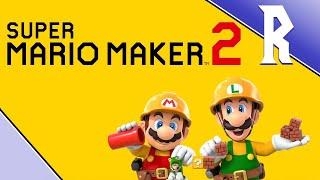 Super Mario Maker #20 - Postgame Platforming!