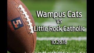Conway Wampus Cats vs Catholic