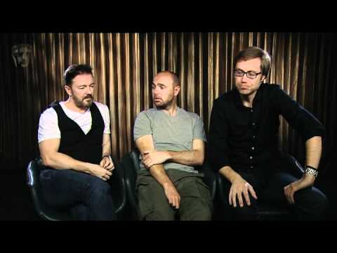 Channel 4: Ricky, Steve and Karl interview