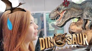 ไดโนเสาร์บุกกรุงเทพแล้ว หนีเร็ว!! | Dinosaur planet [zbing z.] - dooclip.me