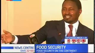 FOOD SECURITY - Africa's effort in reducing dependency on food imports