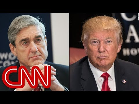 NYT: Trump called for Mueller's firing in June 2017
