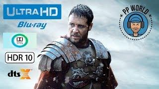 Gladiator : le méga-TEST du Blu-ray Ultra HD/4K HDR !