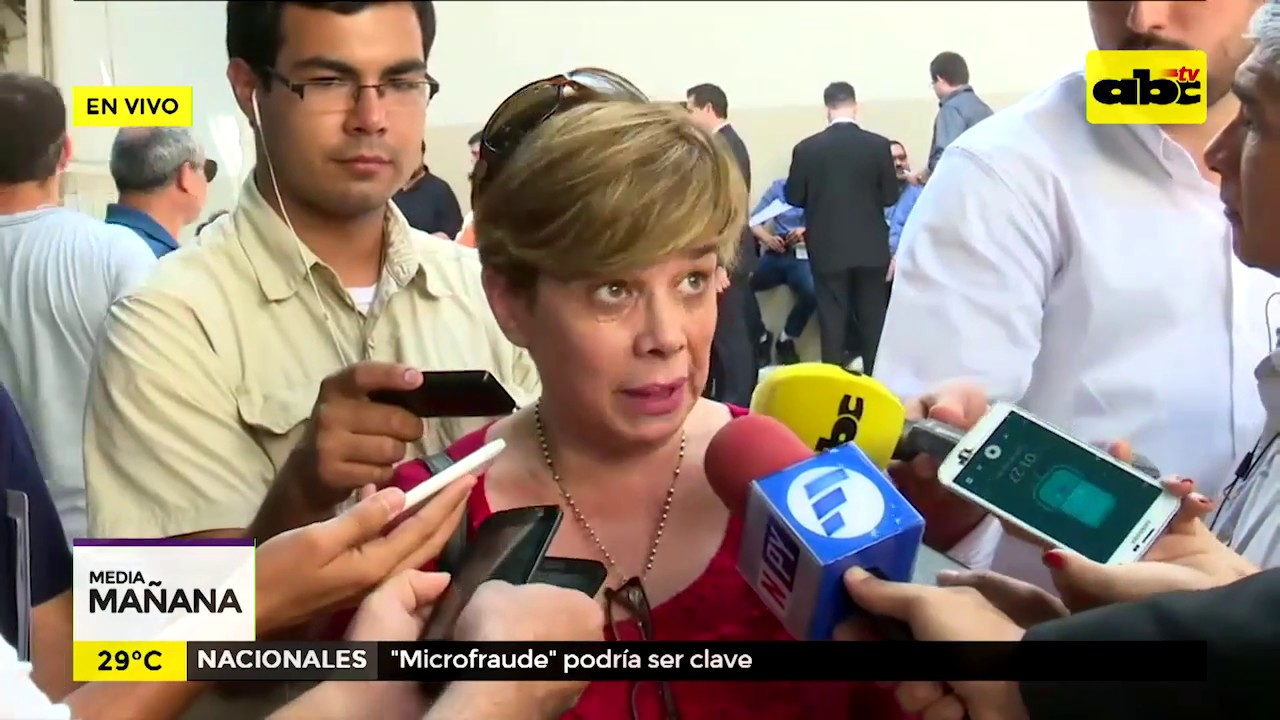 Denuncian fraude en las elecciones generales de Paraguay