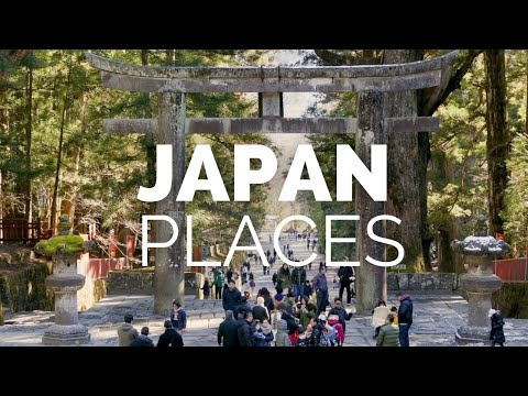10 of the Most Beautiful Tourist Attractions in Japan