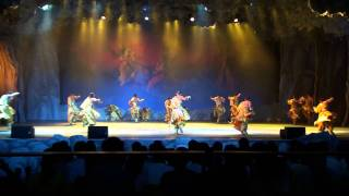 preview picture of video 'EXPO2010 上海万博(少林カンフー劇) Vol. 1 by SONY HDR-CX370V'