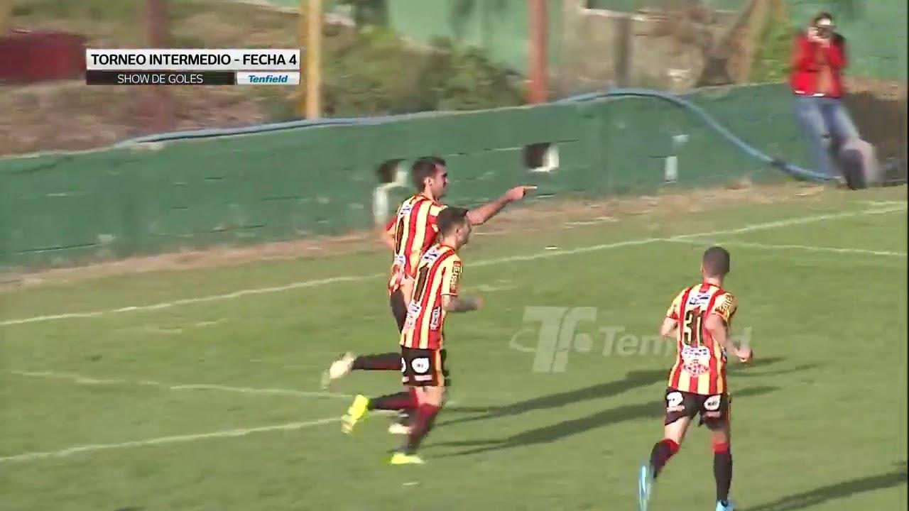 Show de goles de la fecha 4 del Intermedio 2019