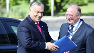 Hungary will not be blackmailed, PM Orban tells EU