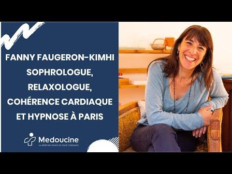 Fanny FAUGERON-KIMHI - Sophrologue, Relaxologue, Cohérence cardiaque et Hypnose à PARIS